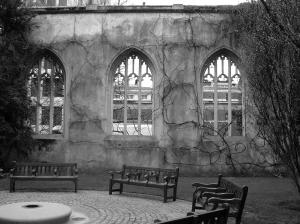 London - St Dunstan's in the East