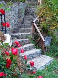 Stone Steps near Agia Sofia