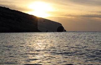 Matala Sunset