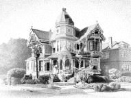 Alameda Victorian Stipple