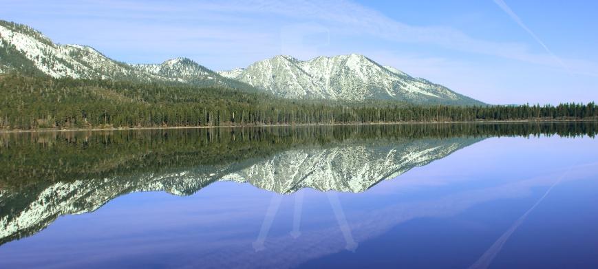 Fallen Leaf Lake - Lake Tahoe
