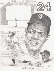 WillieMays-pencilsketch