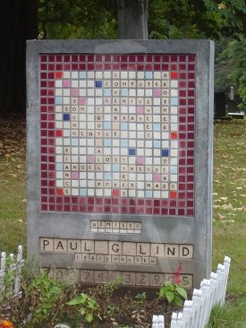 Portland - Scrabble