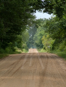 A Michigan Dirt Road