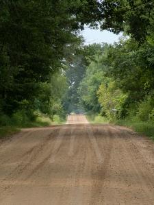 A Michigan Dirt Road