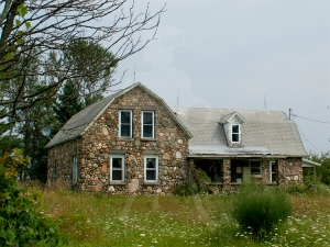 Michigan Stone House