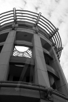 Frank-Ogawa-Plaza-Tower_BW