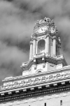 Oakland-Clock-Tower_03_BW