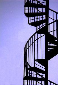 Spiral Silhouette