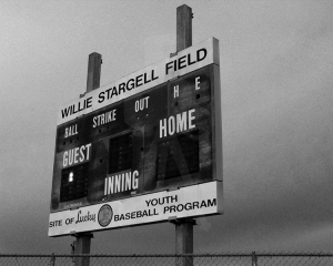 Willie Stargell Field