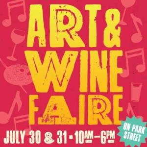 2016 Park St Art & Wine Faire